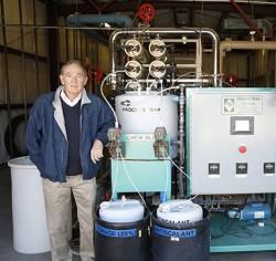 Engineers Help City Save Water