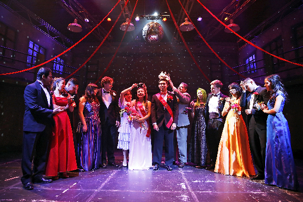"The UTEP Dinner Theatre will stage ""Carrie: The Musical"" from Jan. 30 through Feb. 15.  Photo by Ivan Pierre Aguirre / UTEP News service"