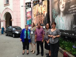 Museo Urbano Contributes to Global Immigration, History Discussion