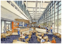 Planned Union Cafeteria Promises New, Different Food Options