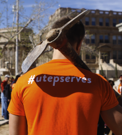 Miner Nation Serves Region During UTEP's Annual Project MOVE