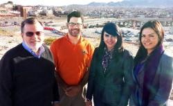 UTEP Team Studies Juárez Counselor Burnout