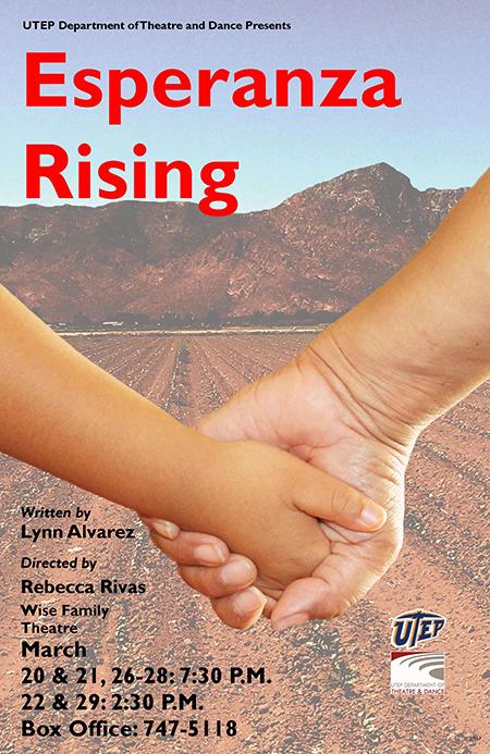 Esperanza Rising promo poster