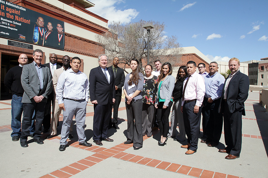 National Program Partners with UTEP, ADP to Help Military ...