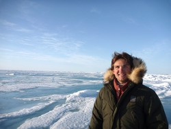 Researcher Studies How Climate Change is Affecting Arctic Ponds
