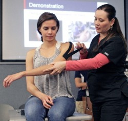 Students Raise Awareness About Occupational Therapy