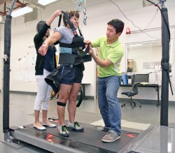 Whole-body Vibration Research Reduces Falls, Helps MS Symptoms