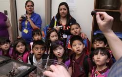 College Visit Helps Kindergartners Broaden Career Choices