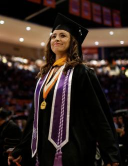 UTEP Celebrates Spring Graduates