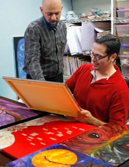 UTEP Graduate Turns Healing into Art