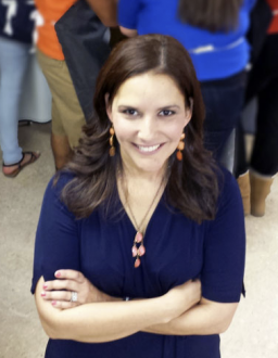 UTEP Alumna Ready to Lead State's Science Education Leaders