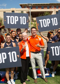Washington Monthly Continues to Applaud UTEP For Its Mission of Access and Excellence
