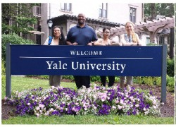 Miners Study Climate, Food Production at Yale Summer Institute