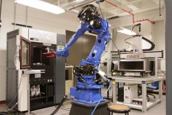UTEP Receives $2.1 Million to Develop All-in-One 3-D Electronics Printer