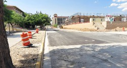 Workers Could Re-Open Oregon Street Near UTEP This Week