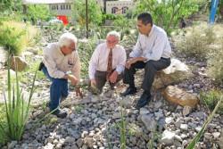 New Sustainability Effort Engages Volunteers