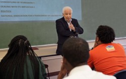 UTEP Remembers Longtime Professor and Director of African-American Studies