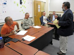 UTEP Expands Graduate Degree Plans at Army School