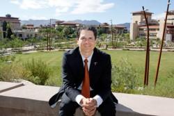 Alumnus Leads Office of International Programs