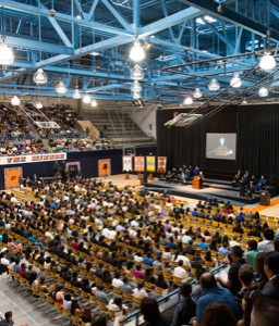 2016 Honors Convocation Highlights Excellence