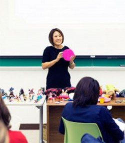 Professor Taps into Therapeutic Power of Child's Play