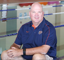 UTEP Economics Professor to Officiate U.S. Olympic Swim Trials