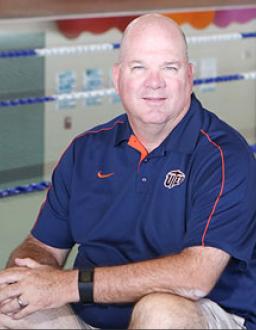UTEP Economics Professor to Officiate U.S. Olympic Swim Trials