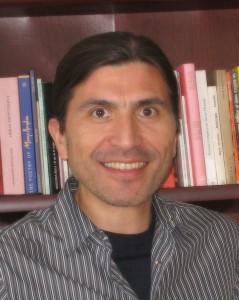 José de Piérola, Ph.D., associate professor of creative writing