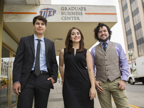 Students of the BS/MBA program, Tuesday, June 28, 2016, in El Paso, Texas. Photo by Ivan Pierre Aguirre/UTEP Communications