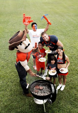 UTEP Reminds Football Fans of Tailgating Policies