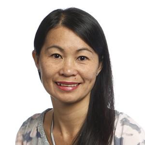 Joyce Asing Cashman, Ph.D.