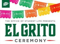 "Campus Community to Celebrate "" El Grito"""