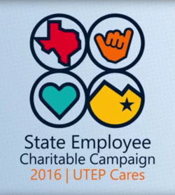 UTEP Employees Help Those in Need Through State Charitable Campaign