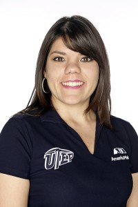 Reina Treviño was selected by Lockheed Martin to complete a summer internship at its Waterton campus in Littleton, Colorado.  Photo courtesy of Reina Treviño