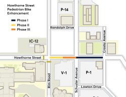 UTEP's Hawthorne Street Project to Start Phase II