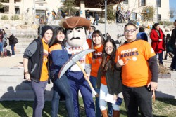 High School Juniors and Seniors to Experience UTEP at Orange and Blue Day