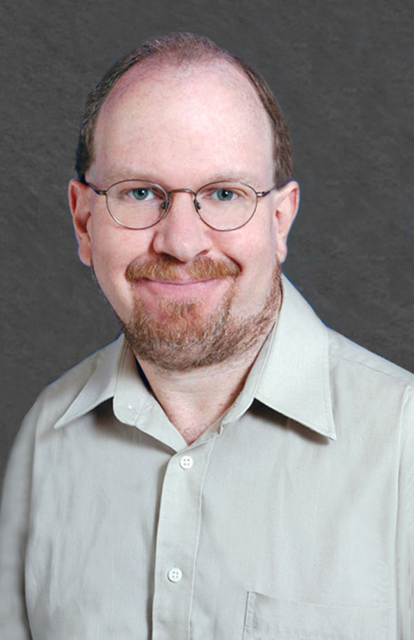Thomas Gill, Ph.D., UTEP professor of geological sciences and environmental science and engineering and study collaborator